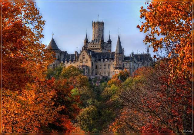 Castillo de Marienburg, Baja Sajonia, Alemania