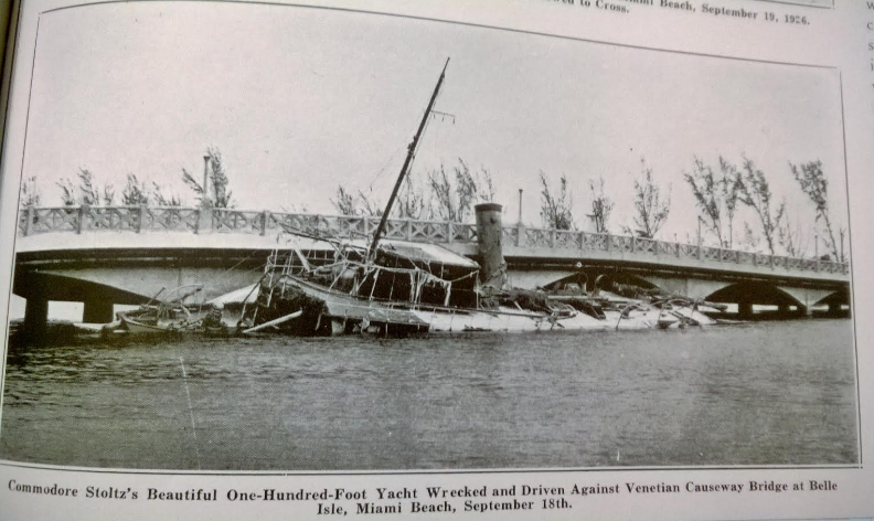 What are some facts on the miami 1926 huricane?