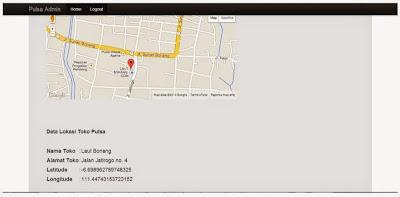 Web aplikasi
