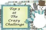 Top 3 at The Crazy Callenge