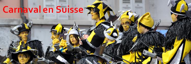 Carnaval en Suisse