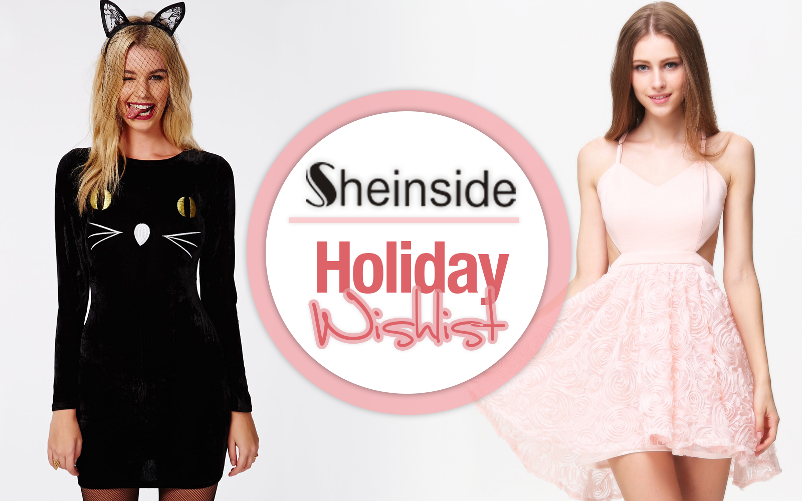 My SheInside Holiday Wishlist! Featuring dresses, skirts, leggings, crop tops, and much more!