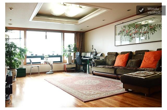 Apartamento en Seúl disponible en Wimdu