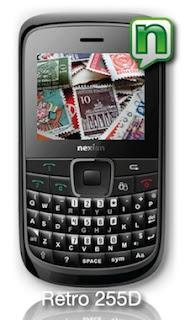 Nexian Retro 255D Hybrid 2012
