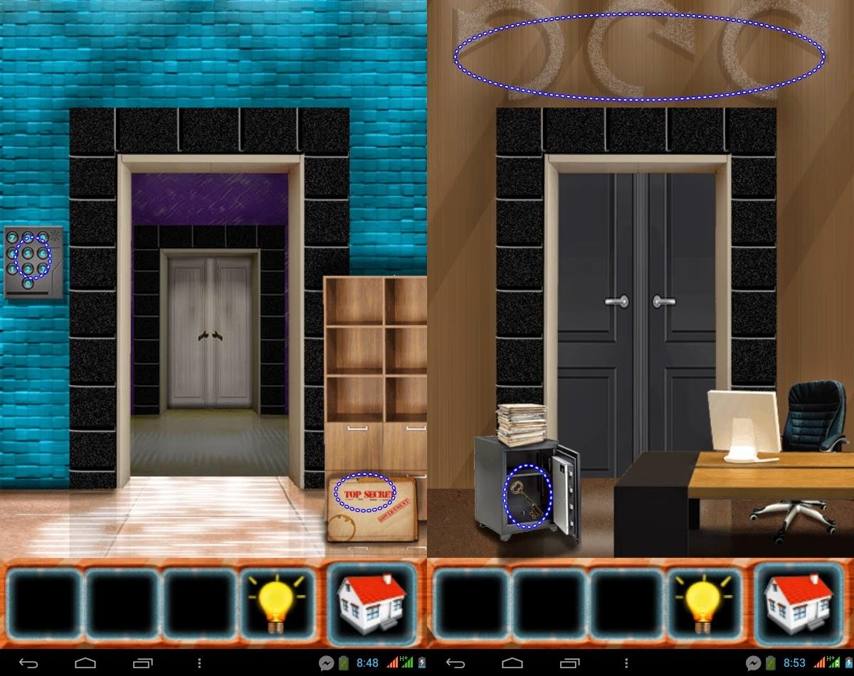 100 Doors Classic Escape Level 26 27 28 29 30 Solution