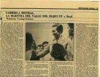 MUJERES NOTABLES DE CHILE