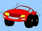Carrinho Vermelho