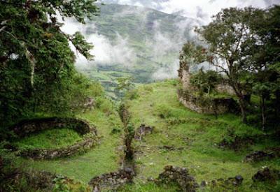 Misteri Peradaban Masyarakat Awan Chachapoyas