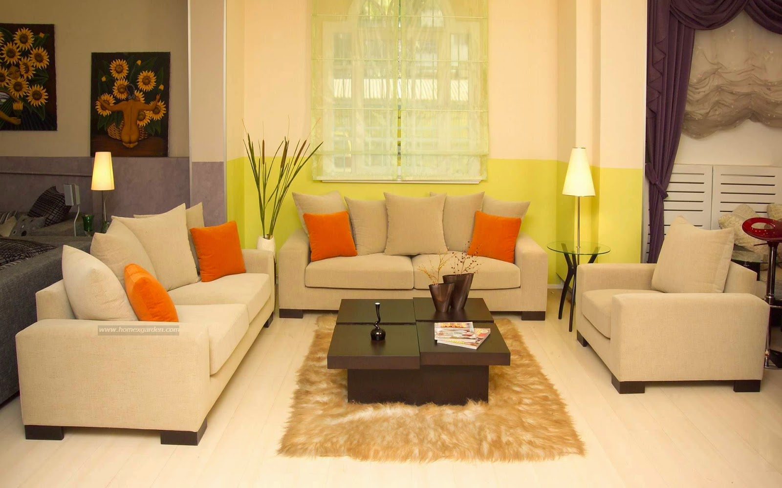 InTira Design: Five Ways to Arrange your Living Room
