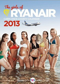 calendario hostess Ryanair 2013