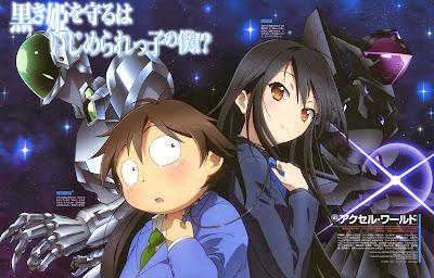 Anime Accel World