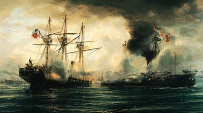 Resúmen de la Guerra del Pacífico