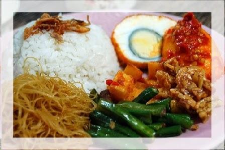 Resep dan Cara Membuat Nasi Uduk