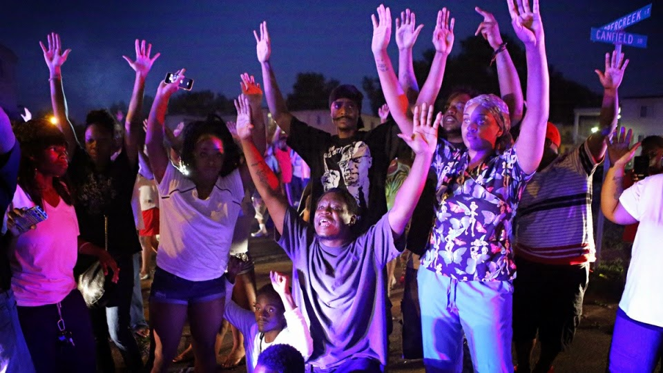 Who's Got Next: What do we do after Michael Brown's death? |  Yes, We Rise