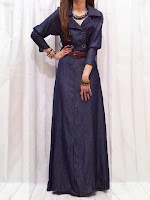 Gamis Stella + Belt SOLD OUT