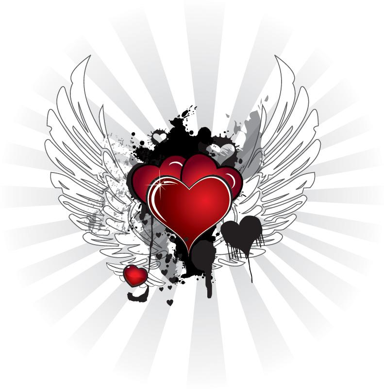 Imagenes de corazones chidos ~ Vida Blogger