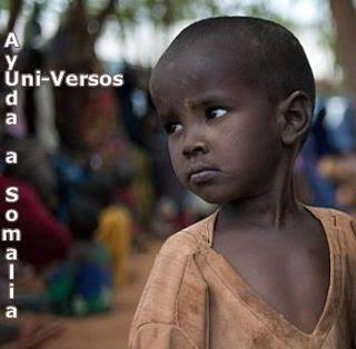 UNI-VERSOS PARA SOMALIA