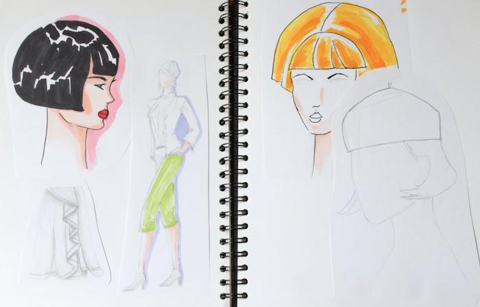 Traumberuf modedesigner studienfach modezeichnen bab m for Modezeichnen kurs