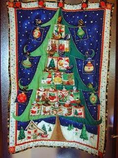 Panel árbol de Navidad