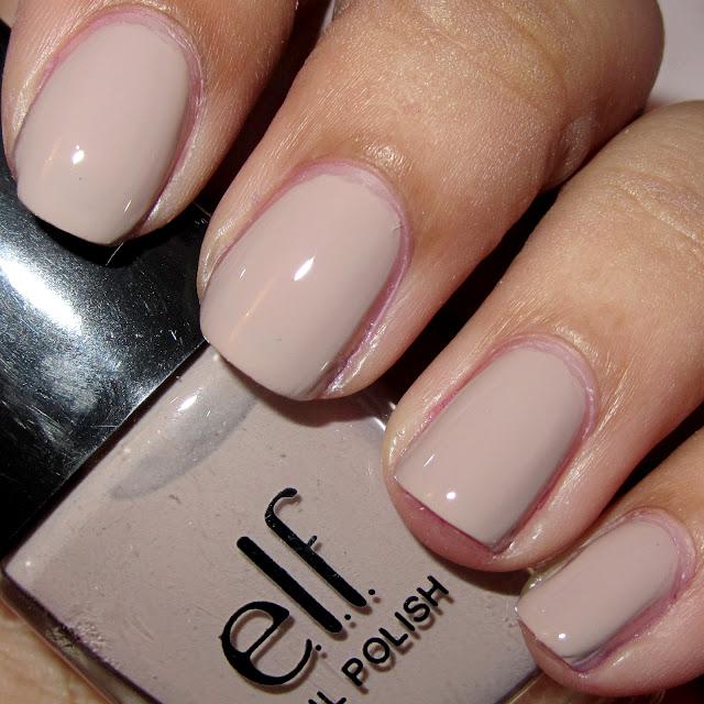 Elf nude nail polish