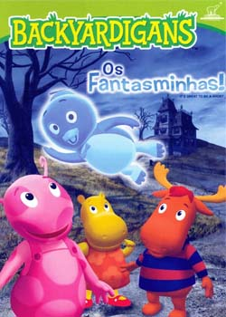 Untitled 1 Backyardigans: Os Fantasminhas! DVDRip AVI + RMVB Dublado