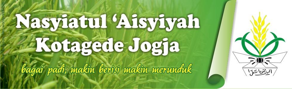 Nasyiatul 'Aisyiyah Kotagede Jogja