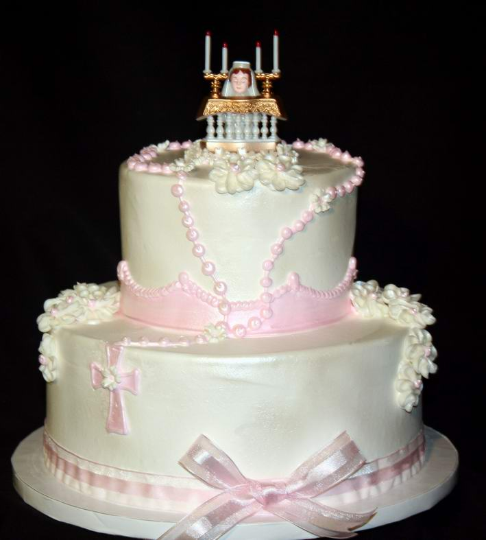Communion Cakes Designs | Communion Cakes Ideas ...