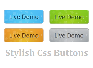 Stylish+Css+buttons