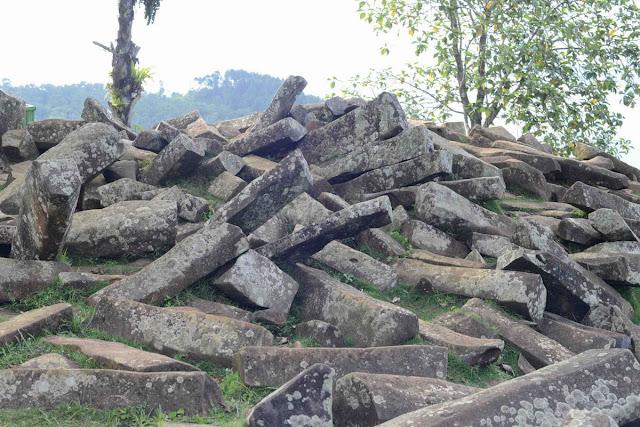 Civiltà preistoriche dell'era glaciale Gungung-Padang-11
