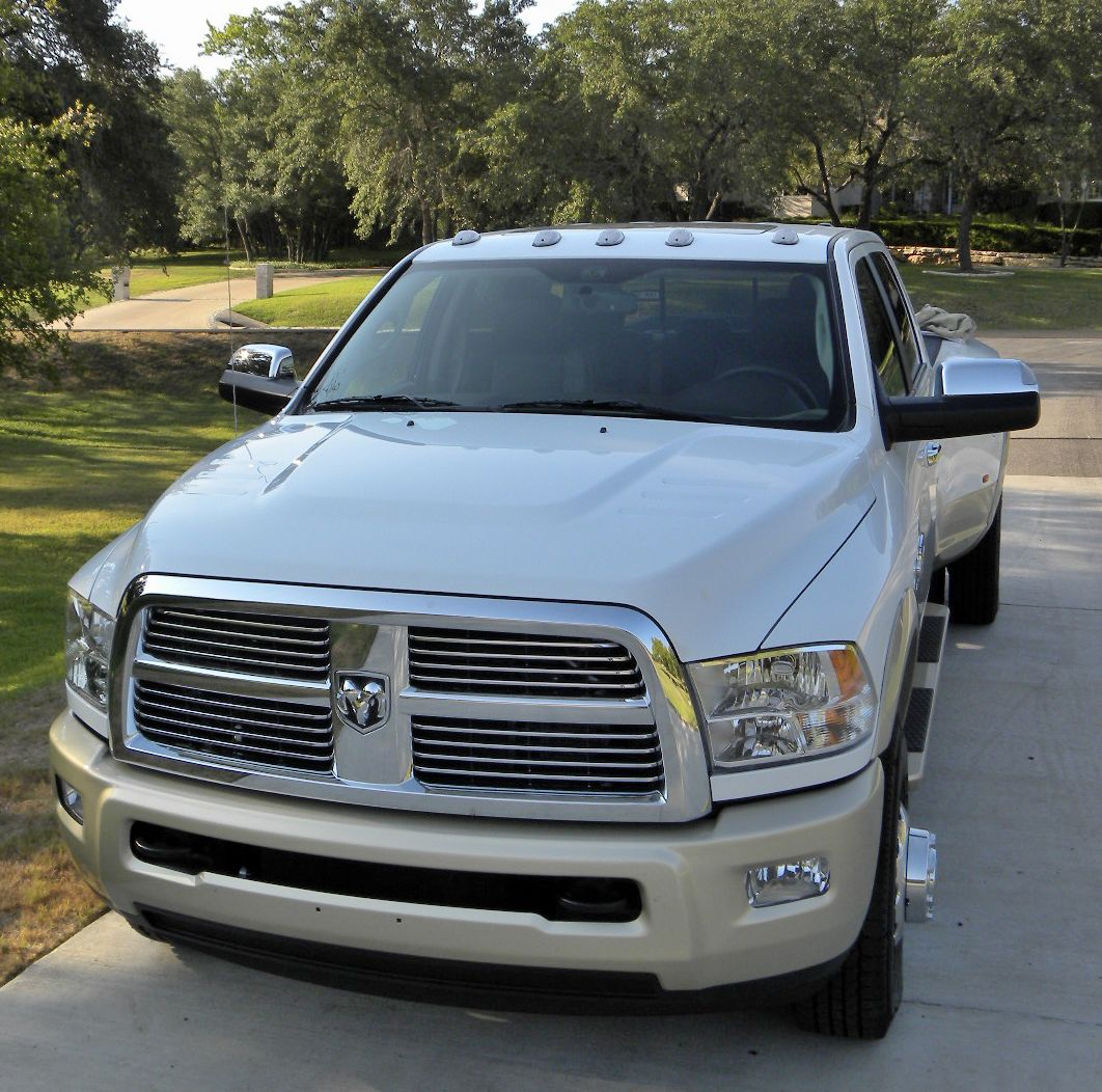ram laramie longhorn luxury truck pickup truck 2011 autos post. Black Bedroom Furniture Sets. Home Design Ideas