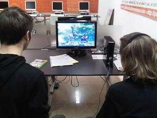 Centro Culturale Candiani Mestre Comics area Videogames