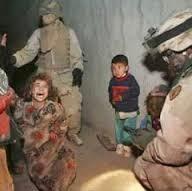El Genocidio Estadounidense en Iraq