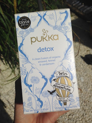 infusion detox depurativa perder kilos