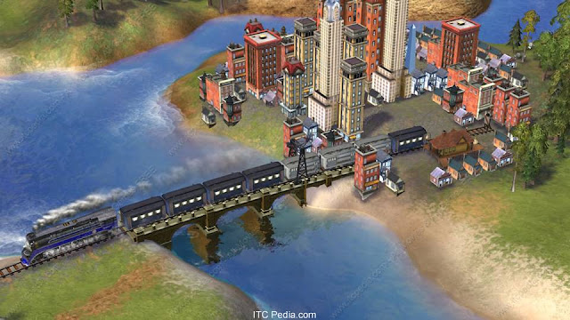 Sid Meiers RailRoads MAC