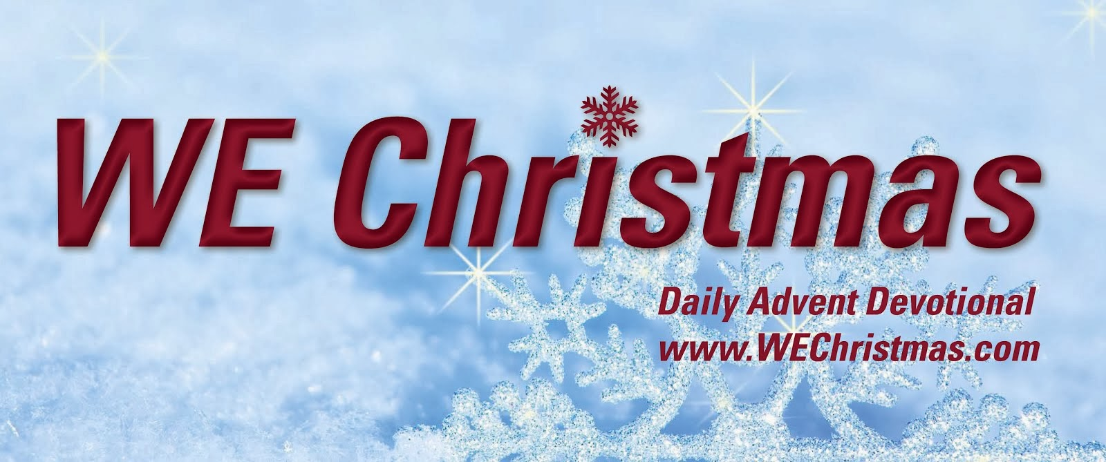 WE Christmas