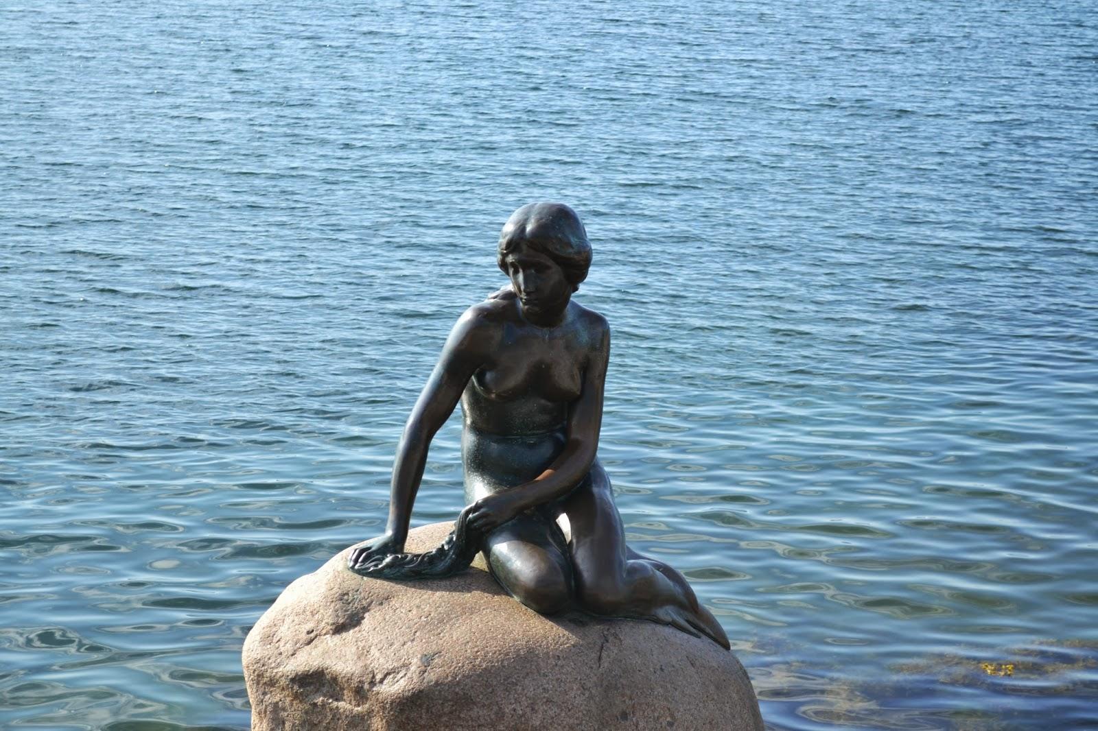 The Little Mermaid (Den lille havfrue) copenhagen