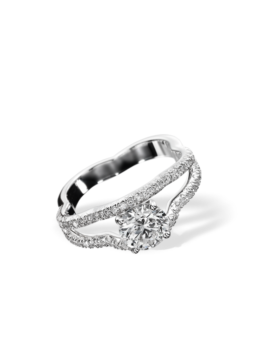 Wedding rings with engraved Chanel wedding rings prices