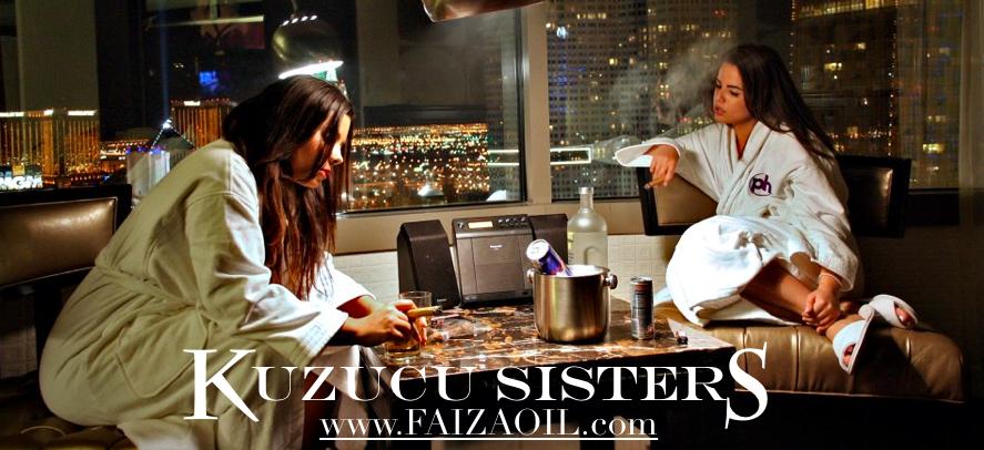 Kuzucu Sisters Take LA