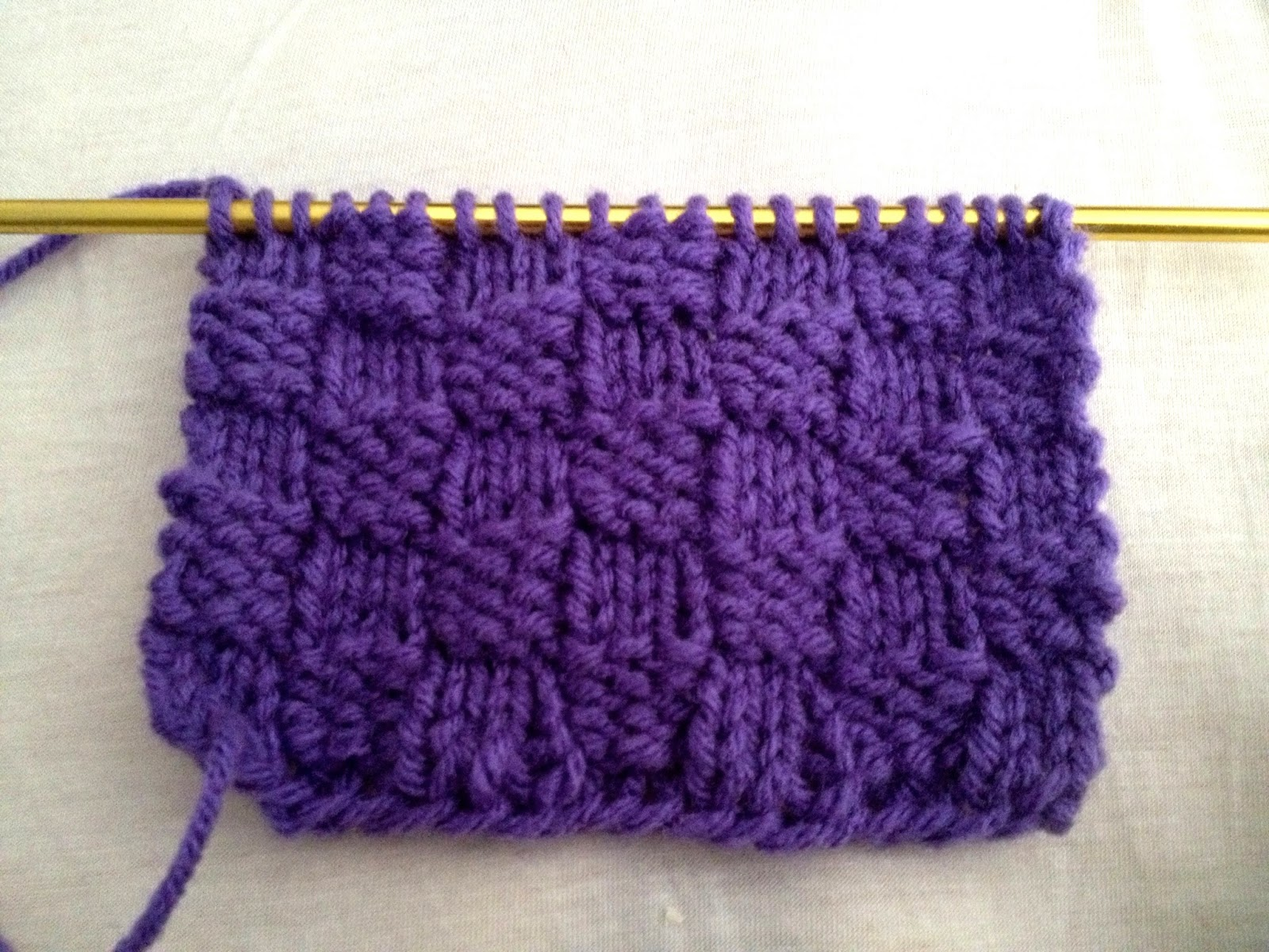 Knit your life how to knit the checker board stitch suggestions for newer knitters this is a great pattern to practice purling and moving your yarn forwardbackward when switching from purling to knitting dt1010fo