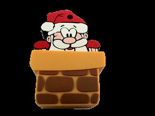 USB-Weihnachtsmann