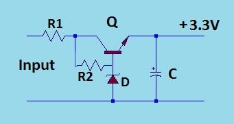 Simple 3 3volt Power Supply Kb Kaminskiengineering Com