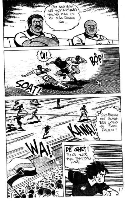 Jindodinho - Đường Dẫn Đến Khung Thành III  Tập 24 page 17 Congtruyen24h