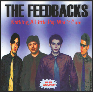 The Feedbacks -  Nothing A Little Pop Won\'t Cure - 2002