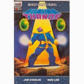 THANOS, de Jim Starlin et Ron Lim chez Semic