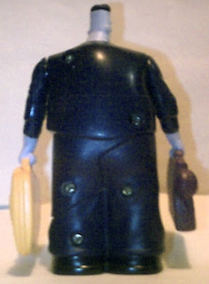 Back of Fall Apart Frankie from McDonald's Hotel Transylvania Happy Meal