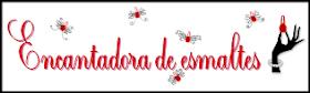 Visite meu blog sobre esmaltes
