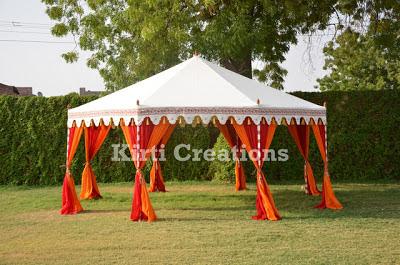 Durable Garden Tent