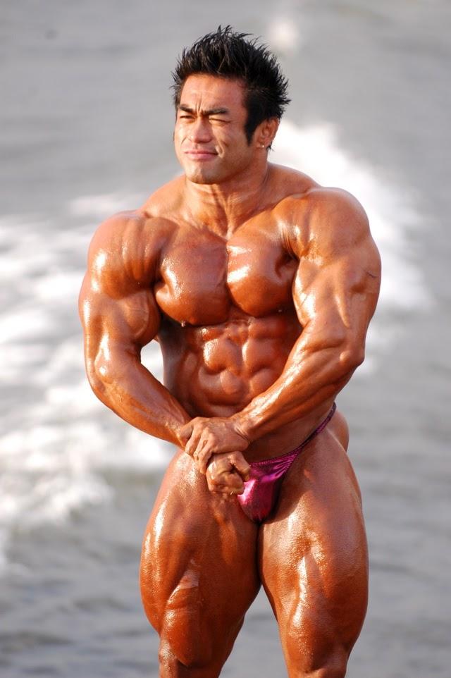 Worldwide Bodybuilders: The Emperor of Japanese