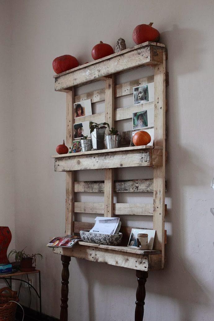 d co fait main commode en palette. Black Bedroom Furniture Sets. Home Design Ideas