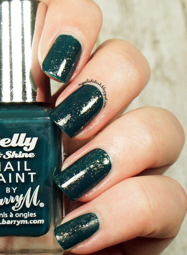 Shine Gelly Creme teal